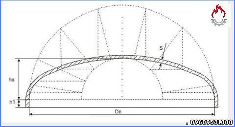 Гост 6533-78 днища эллиптические отбортованные стальные для.