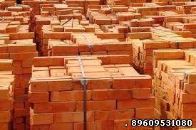 Кирпич строительный красный по выгодной цене